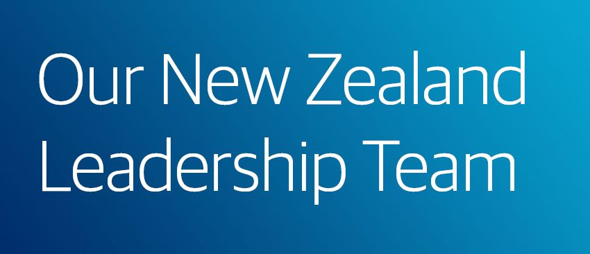 New Zealand Leaders