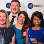 SEEK Recuitment Agency of the Year!