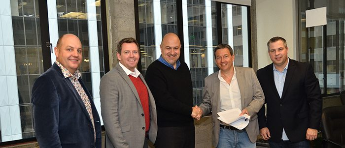 Talent Announces Joint Venture with Coit Group in USA