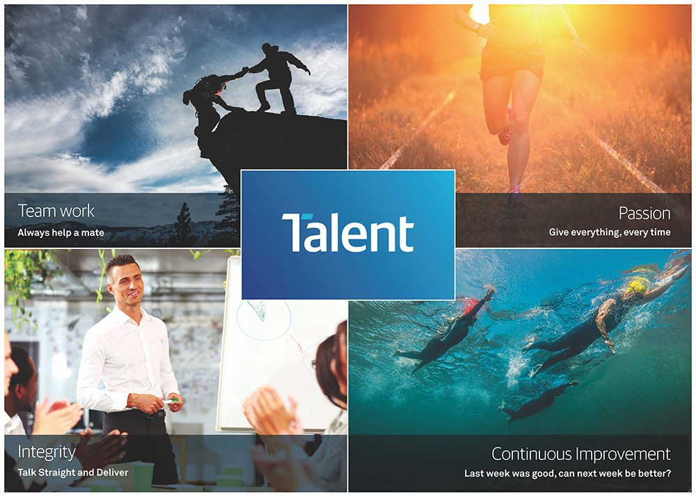 Talent Values