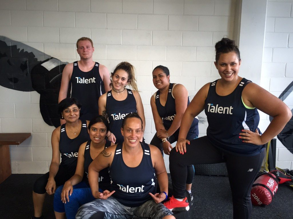 NZ Heavy Hitters Charity Boxing Match