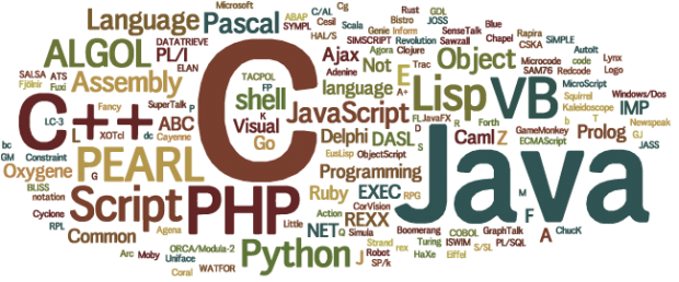 the 9 programming languages you need on your cv
