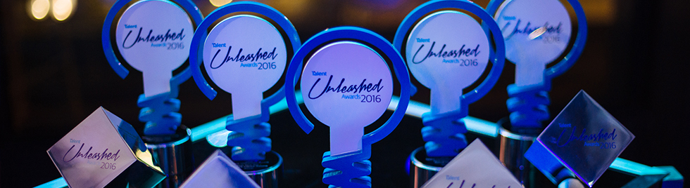 Entries now open for the 2017 Talent Unleashed Awards!