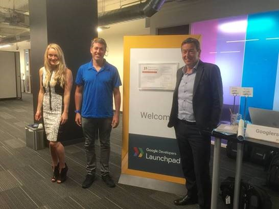 Google Accelerator, Google Developers Launchpad, Google Launchpad, Richard Earl, Talent