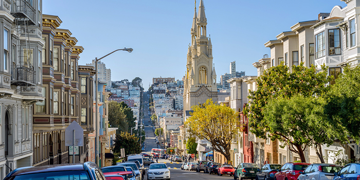 Startup city cover photo San Fran