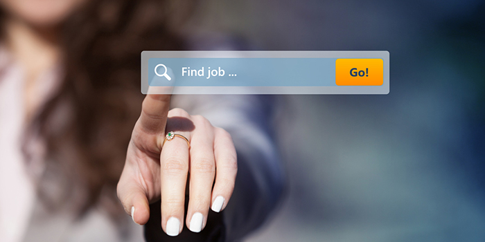 Finding a job quickly